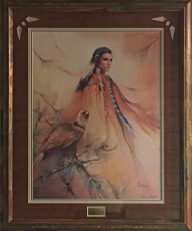 Dream Dancer LEP framed