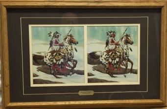 Guardian Spirits-framed