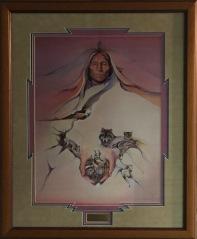The Gathering framed